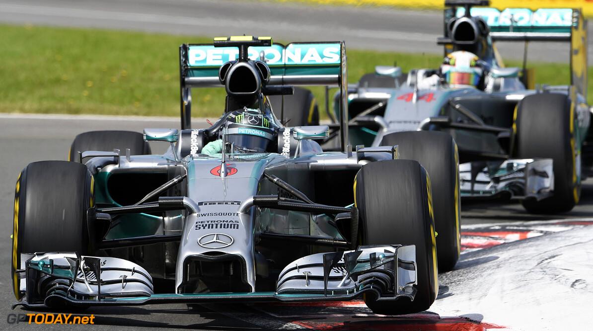 Mercedes schroefde in 2014 motoren terug uit angst voor maatregelen