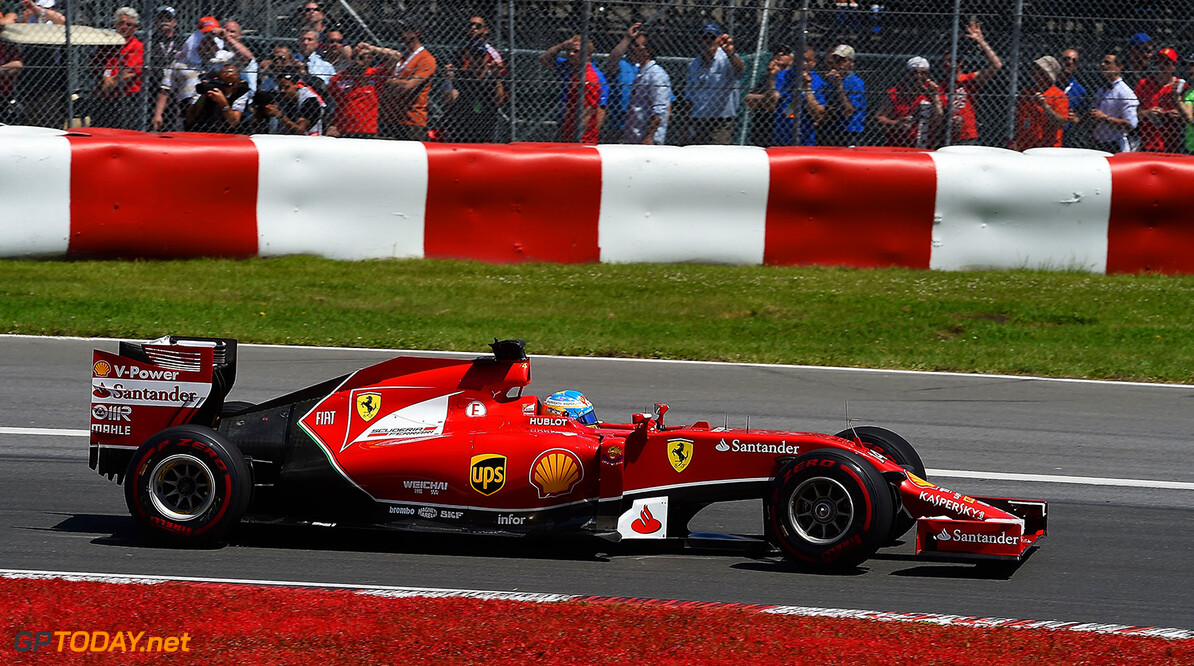Alonso should end career at Maranello - Piero Ferrari
