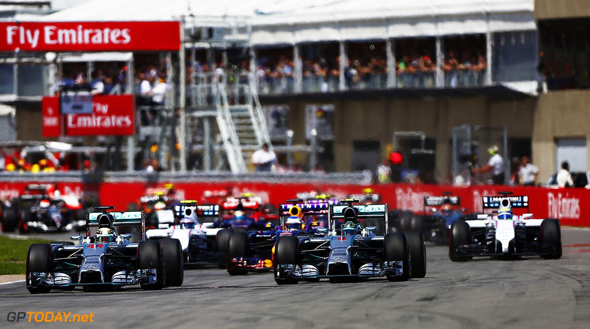 Formule 1 kampt met fors teruglopende kijkcijfers