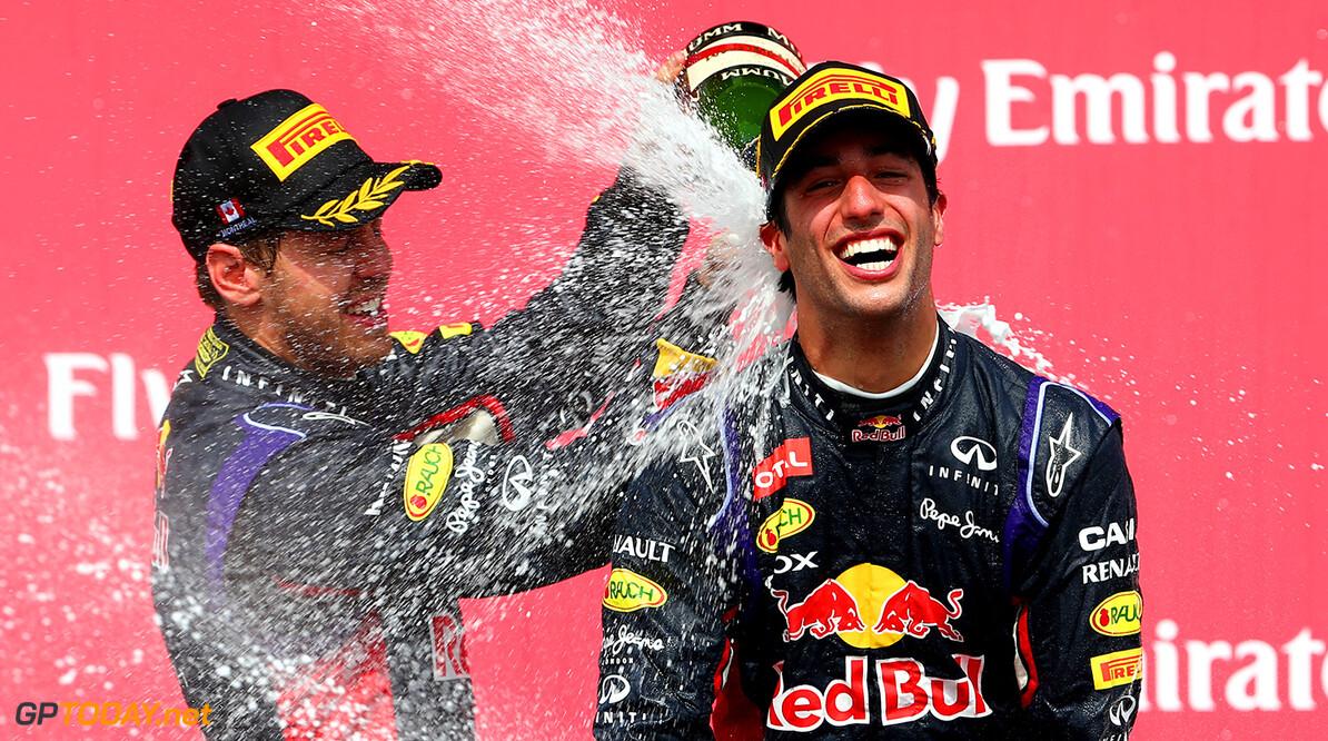 Daniel Ricciardo heeft zin in de race die hij in 2014 wist te winnen