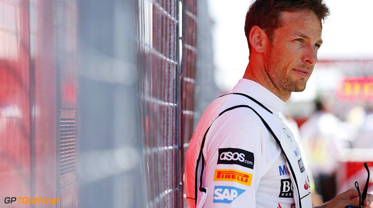 Button beschouwt WEC als alternatief voor Formule 1