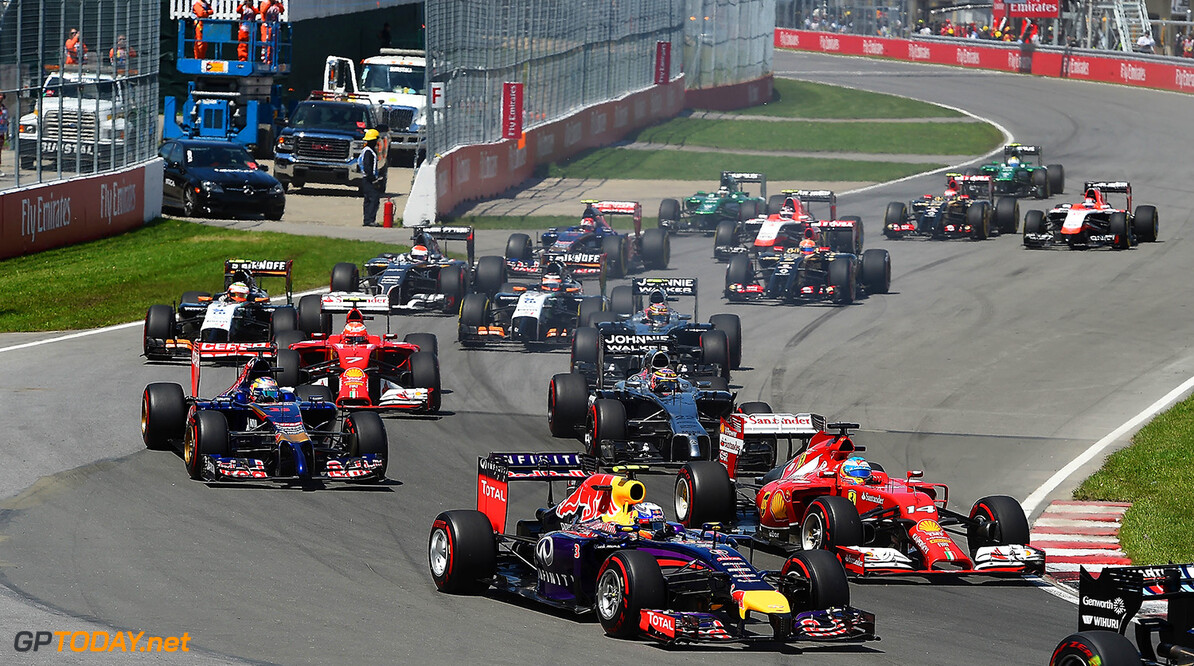 GP CANADA F1/2014  MONTREAL (CANADA) 08/06/2014  (C) FOTO STUDIO COLOMBO X FERRARI GP CANADA F1/2014  (C) FOTO STUDIO COLOMBO MONTREAL CANADA