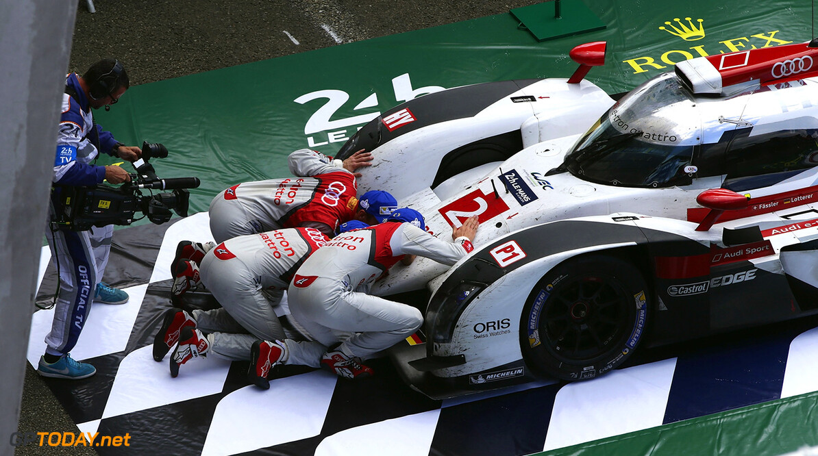 "Lotterer won't leave Audi for F1: ""I'm not crazy"""