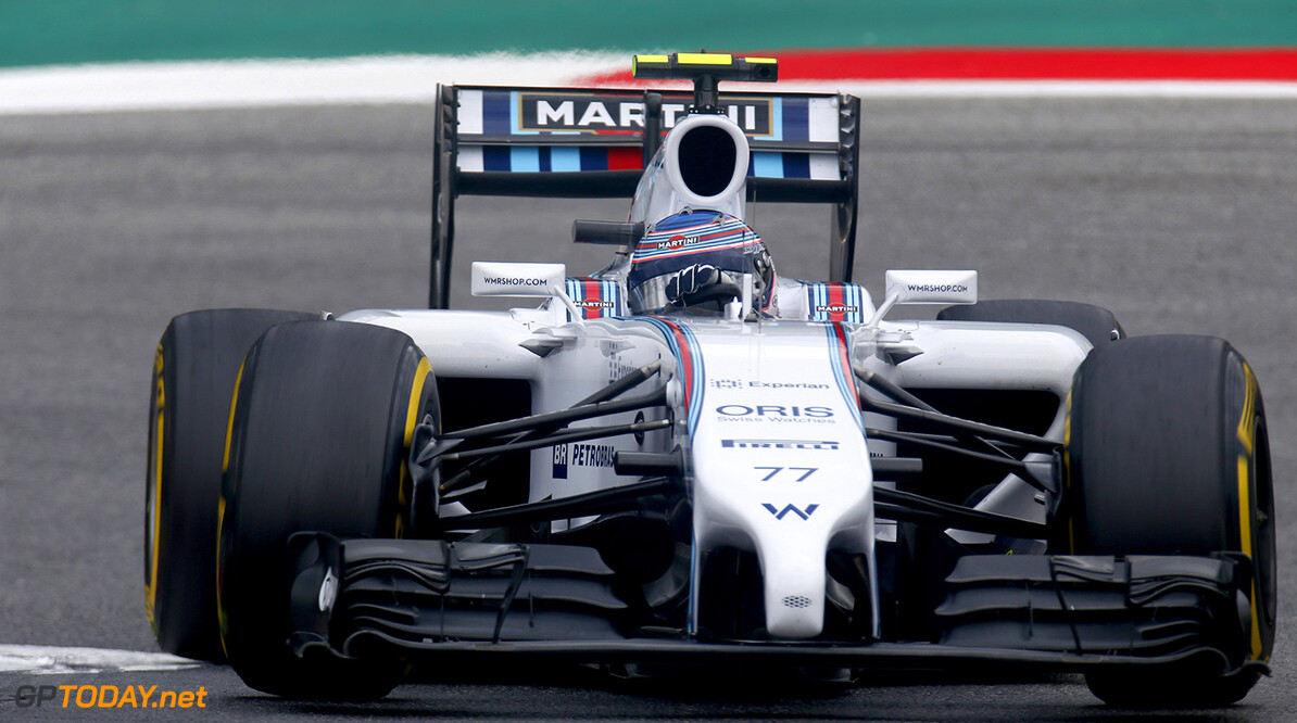Williams settled for third and fourth in Austria - Smedley
