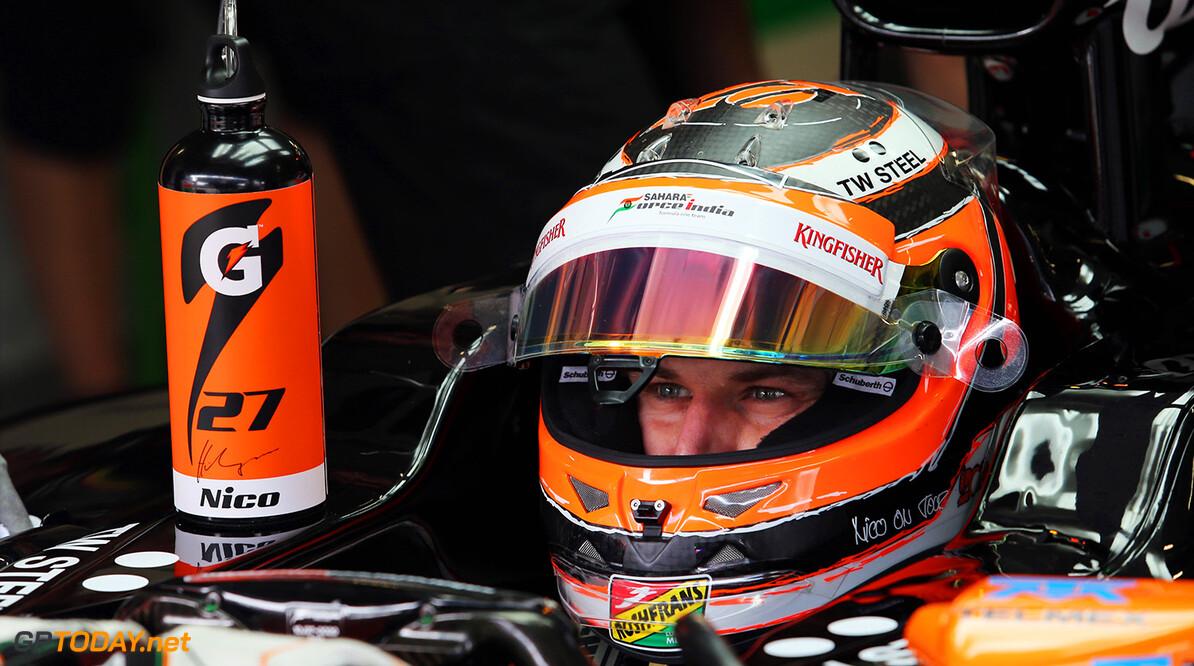 <b>Officieel:</b> Hülkenberg rijdt ook in 2015 bij Force India