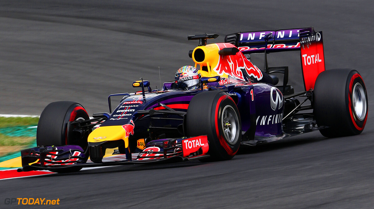 Horner says Red Bull always the best in cornering speed