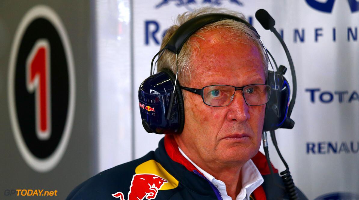 """Marko: """"F1-coureurs strijken te veel salaris op"""""""