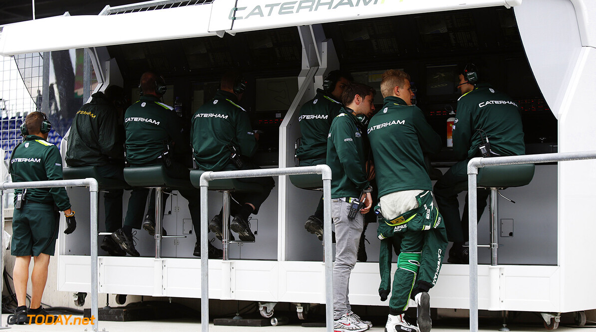 Caterham most likely team to lodge FRIC protest