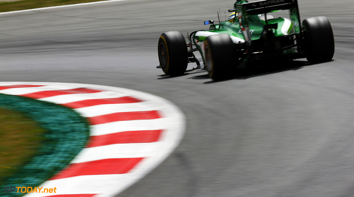 Caterham needs 'help' in difficult situation - Kobayashi