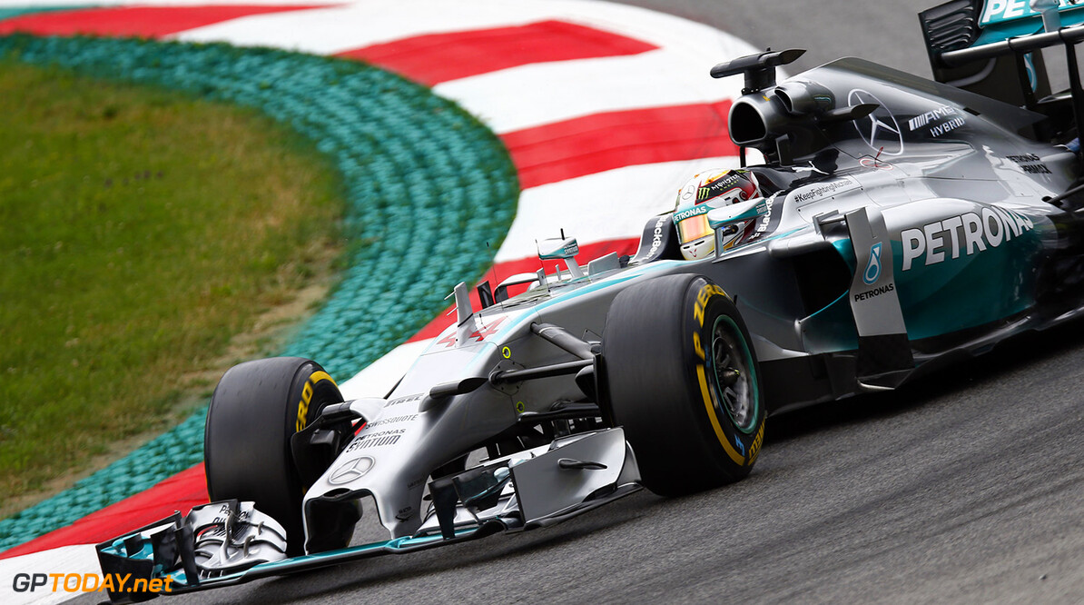 Mercedes to remove 'FRIC' for German grand prix