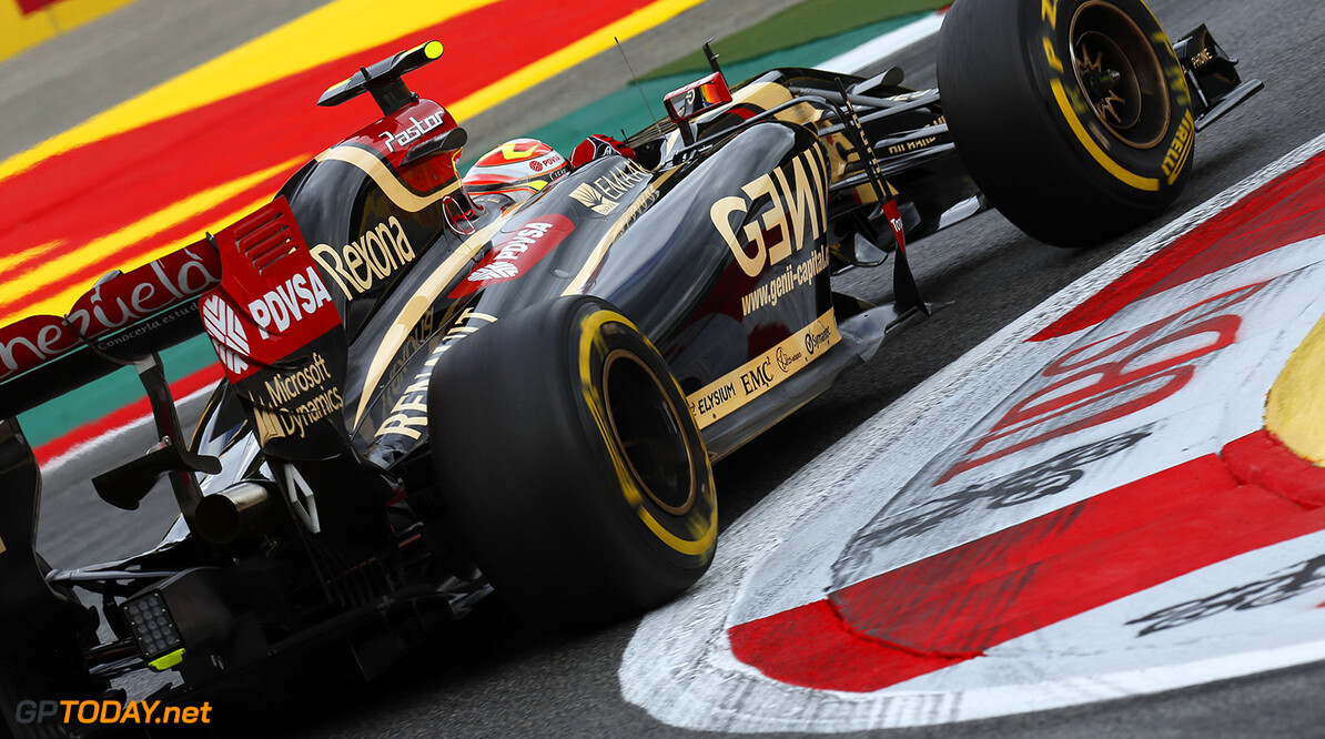 Lotus in 'contact' with Mercedes over engines for 2015