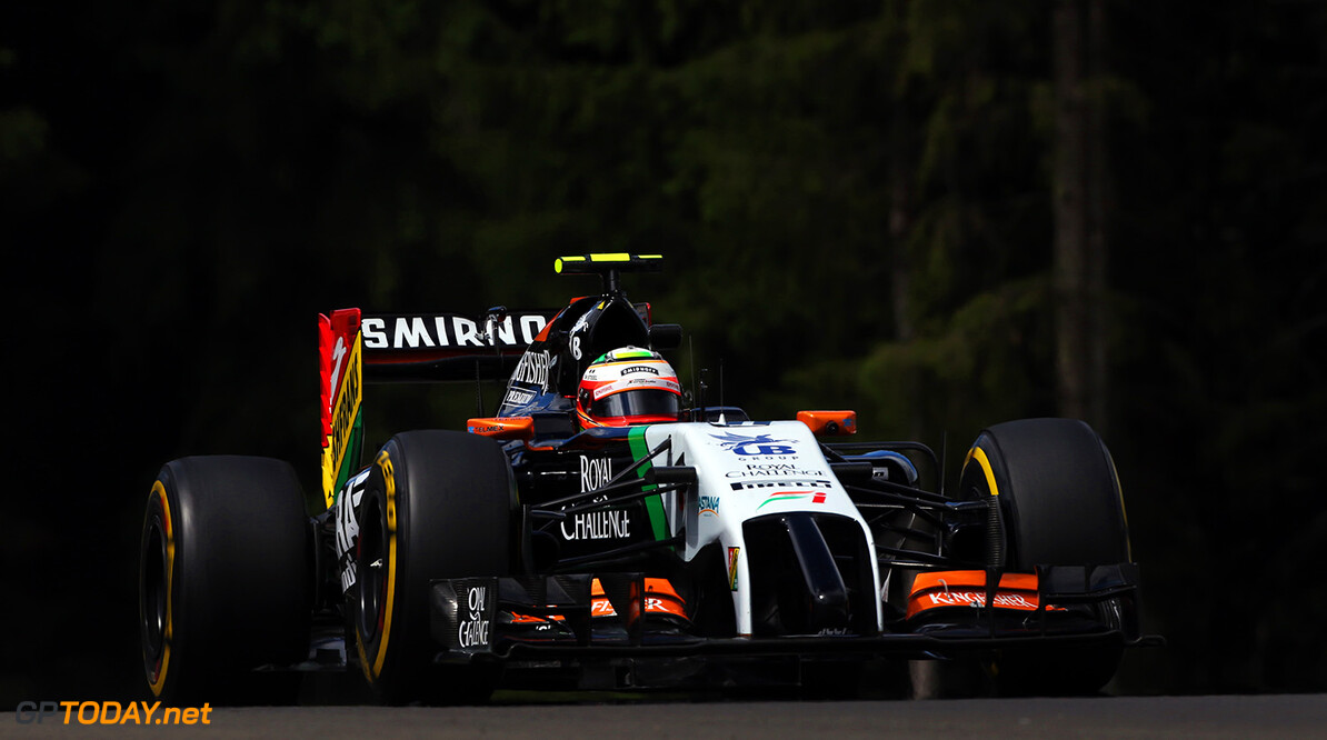 Mallya happy with Force India driver pairing