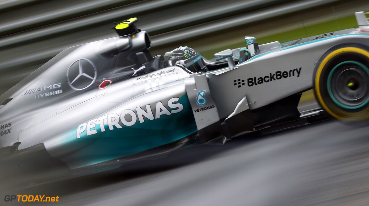 Great Britain 2014 preview quotes: Mercedes