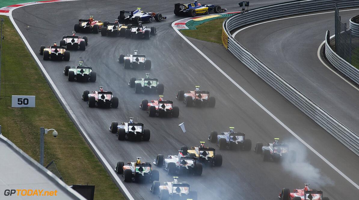 GP2 verandert zichzelf mogelijk in de Formule 2