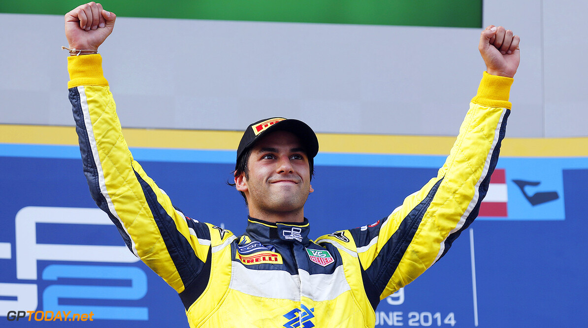 Sauber contracteert Felipe Nasr voor 2015 - geen Van der Garde