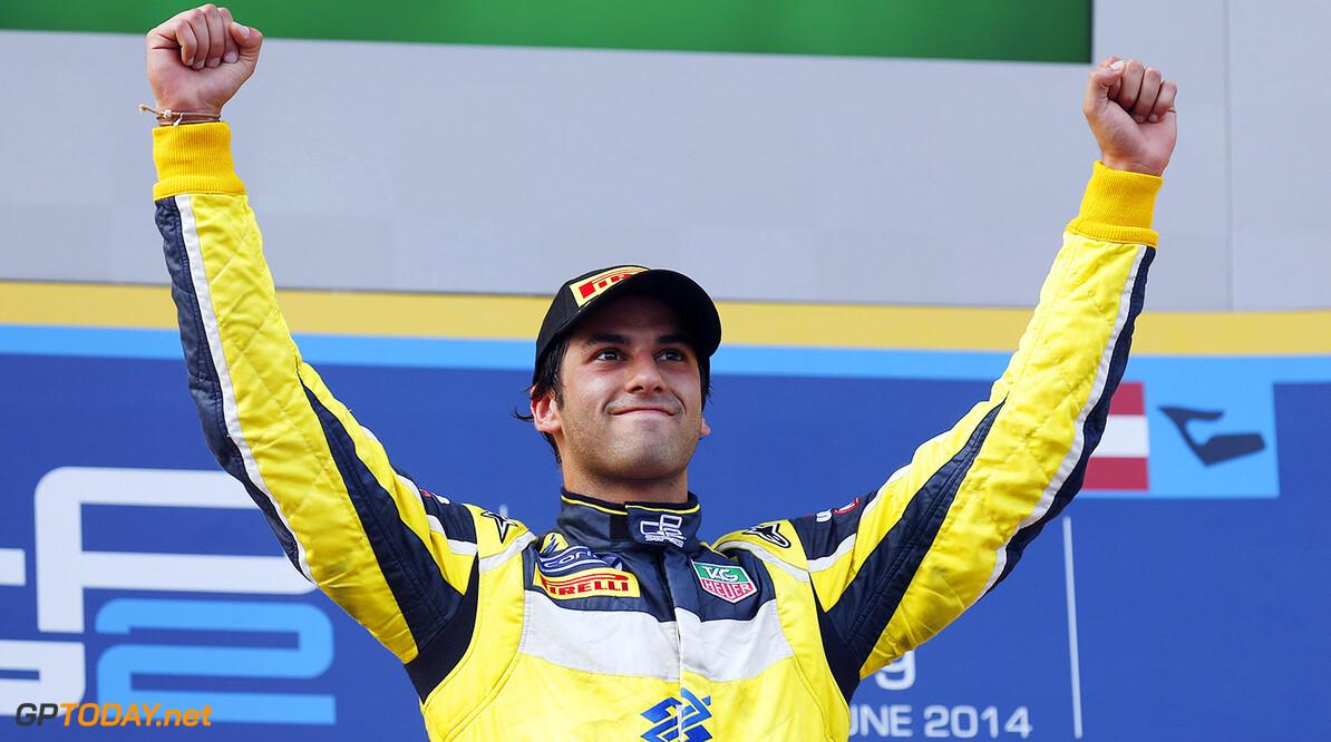 Sauber confirms Felipe Nasr for 2015