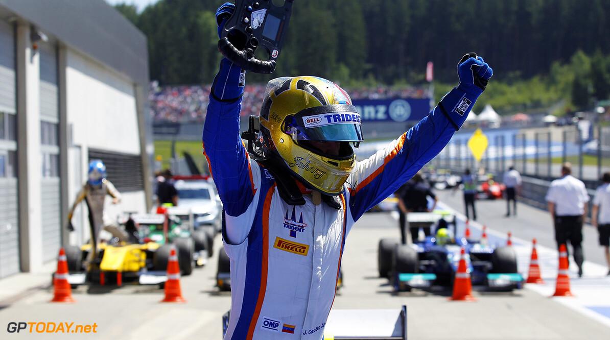 Cecotto zoekt heil in de Formule V8 3.5