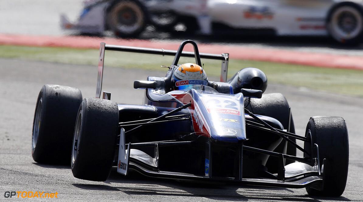 FIA Formula 3 European Championship, round 5, race 3, Spa-Franco 22 Hector Hurst (GBR, Team West-Tec F3, Dallara F312 - Mercedes), FIA Formula 3 European Championship, round 5, race 3, Spa-Francorchamps (BEL) - 20. - 22. June 2014 FIA Formula 3 European Championship, round 5, race 3, Spa-Francorchamps (BEL) Thomas Suer Spa-Francorchamps Belgium