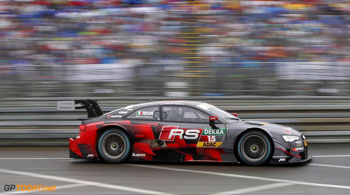 #15 Edoardo Mortara (E, Audi Sport Team Abt, Audi RS 5 DTM)