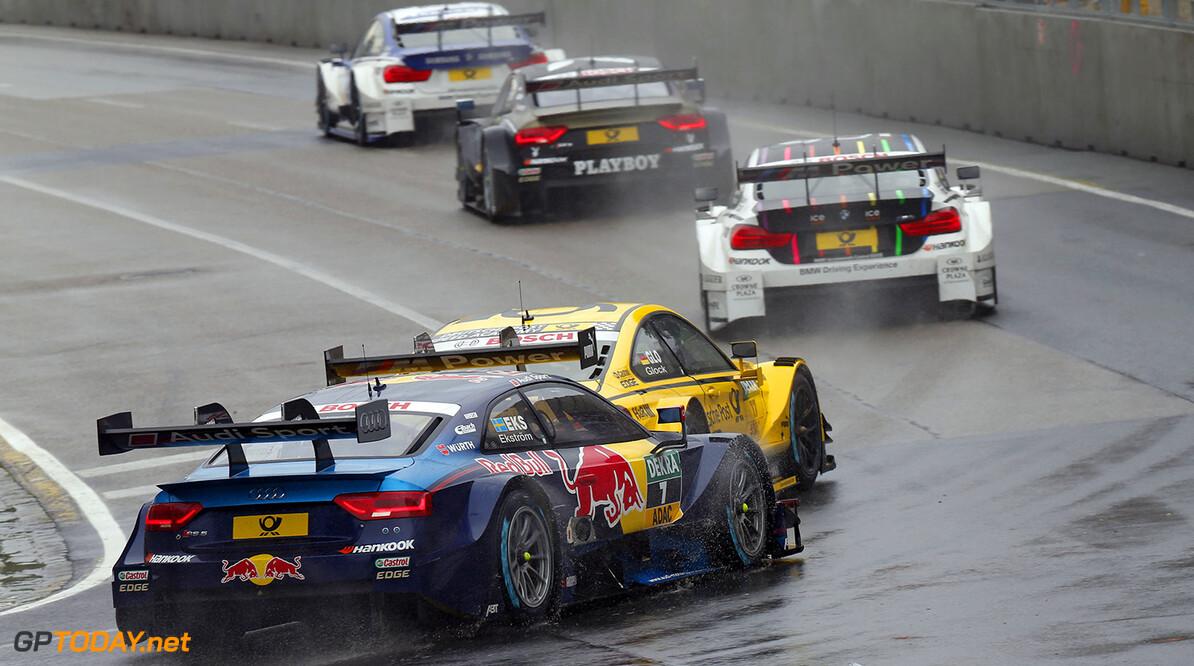 #7 Mattias Ekstrsm (S, Audi Sport Team Abt Sportsline, Audi RS 5 DTM)