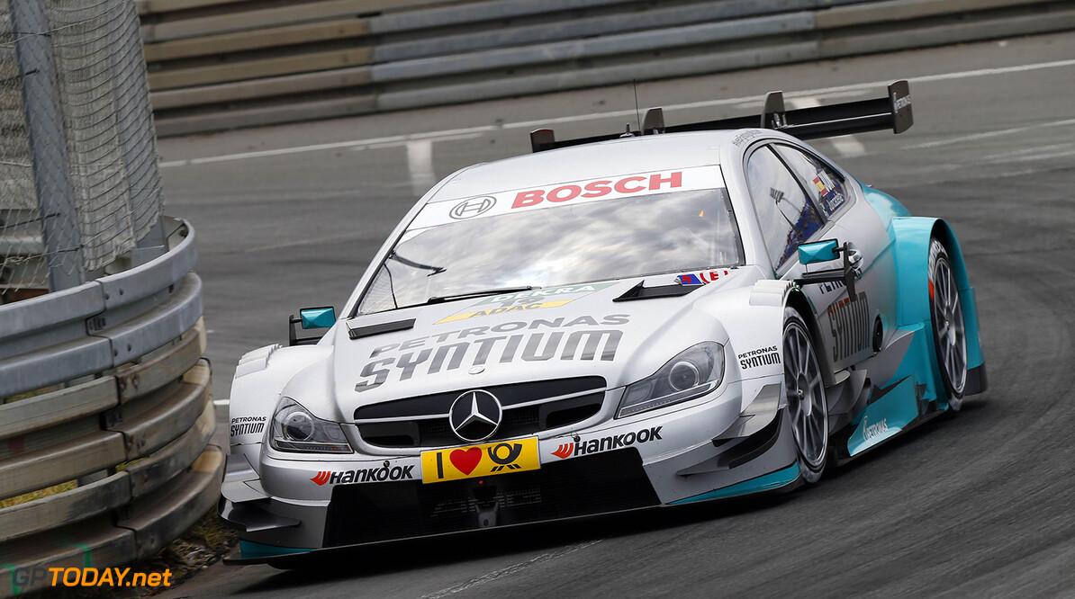 #19 Daniel Juncadella (E, Petronas Mercedes AMG, DTM Mercedes AMG C-CoupZ)