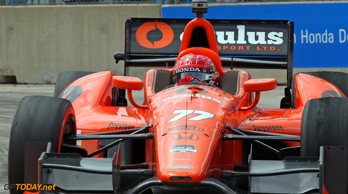 Indycar driver Pagenaud linked with Honda F1 test