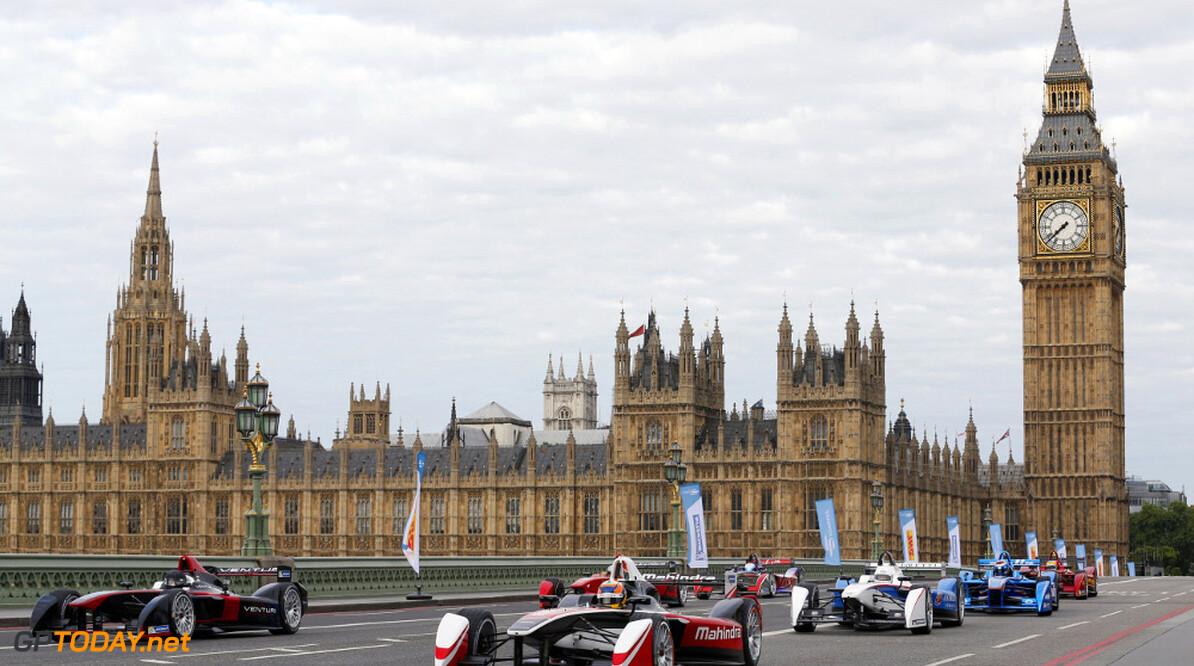 Formule 1 keert dit jaar mogelijk terug in Londen voor een demonstratie