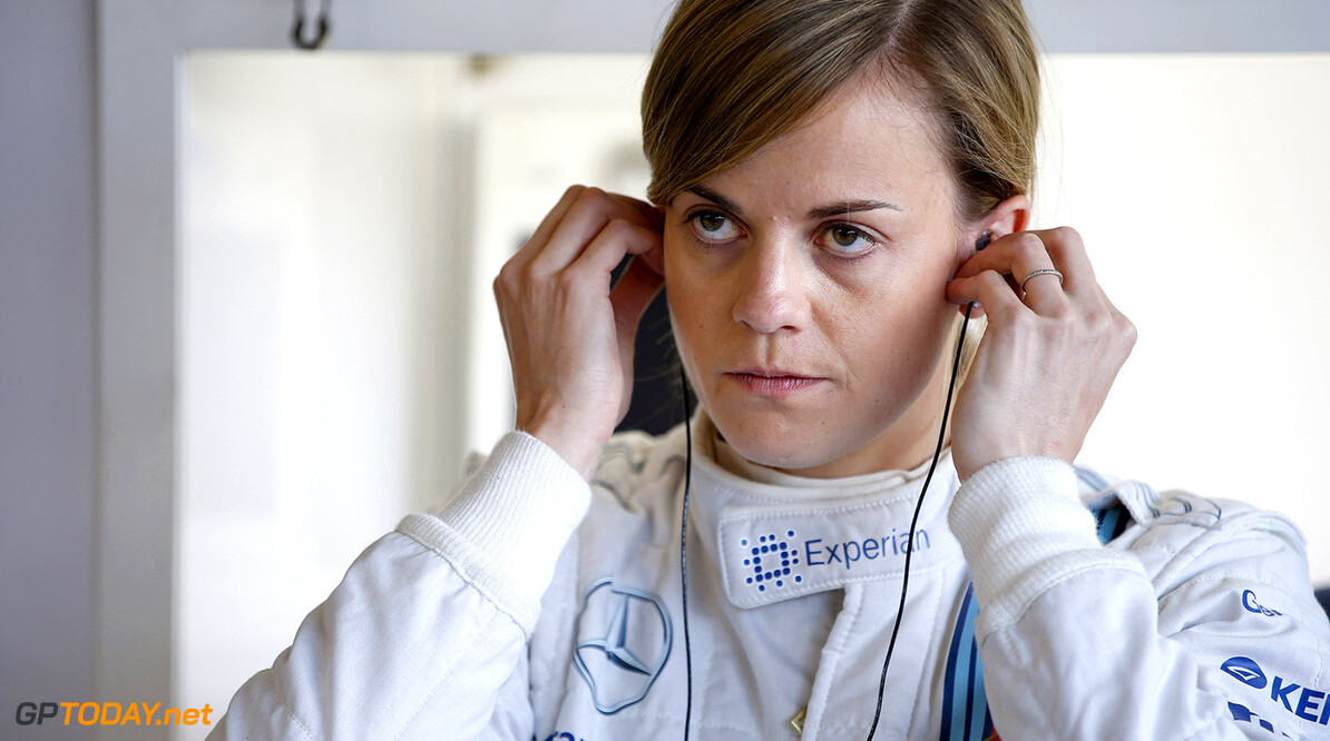 Williams appoints Susie Wolff as test driver for 2015