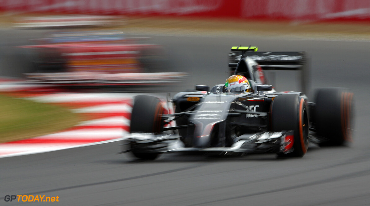 Sauber to continue with Ferrari power for 2015