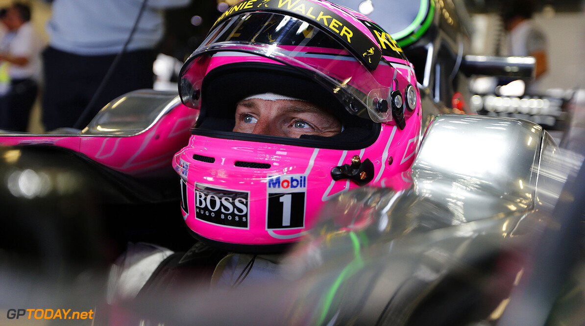 Button admits he may be forced to retire after 2014