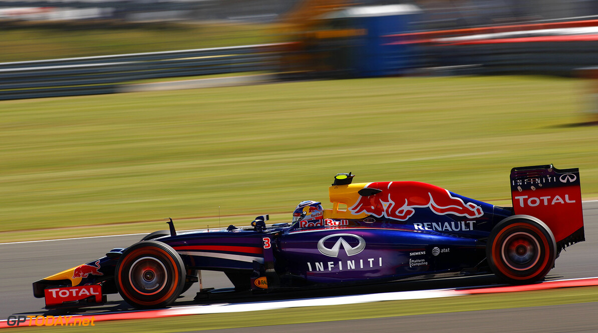Renault partnership will be intensified for 2015 - Red Bull