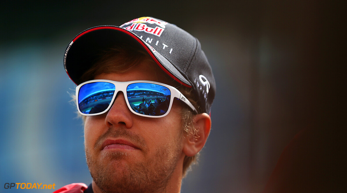 Hamilton and Rosberg both deserve the title - Vettel