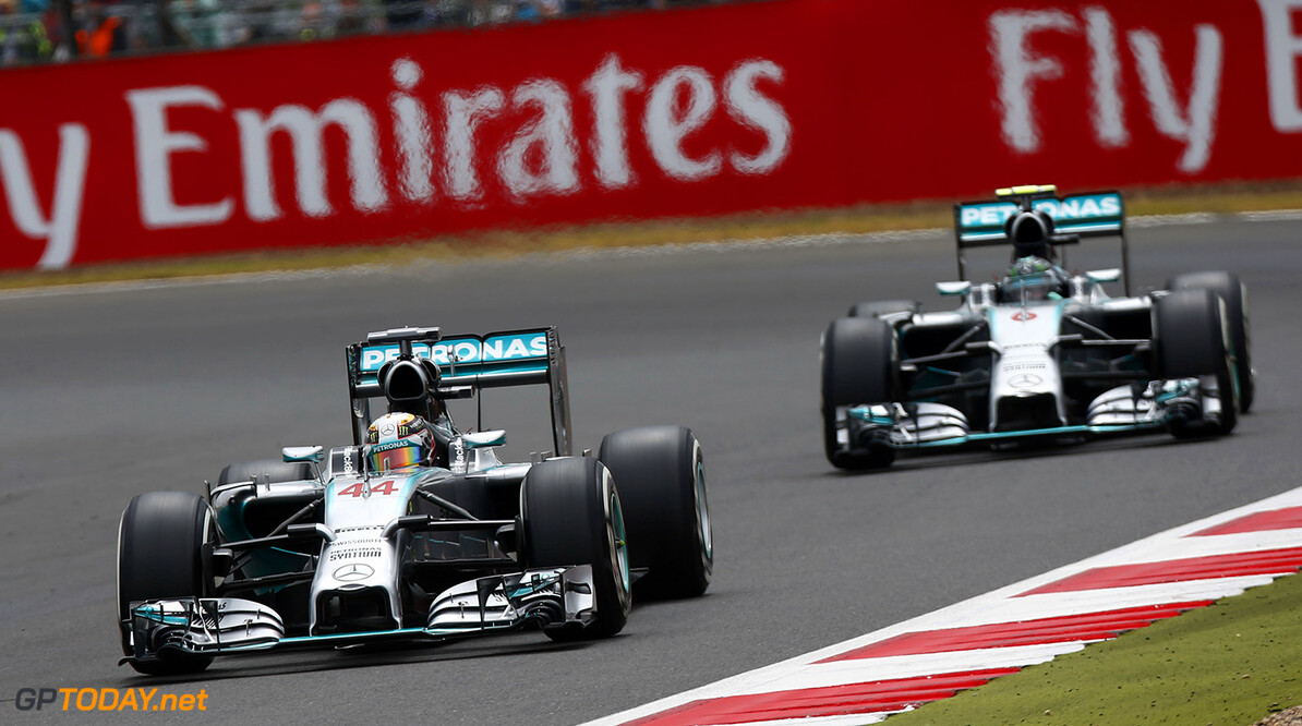 Mercedes, Red Bull Racing to remove FRIC for Hockenheim