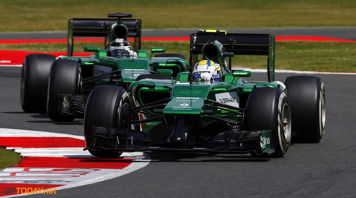 Ungar set to join Caterham, Marmorini exits Ferrari