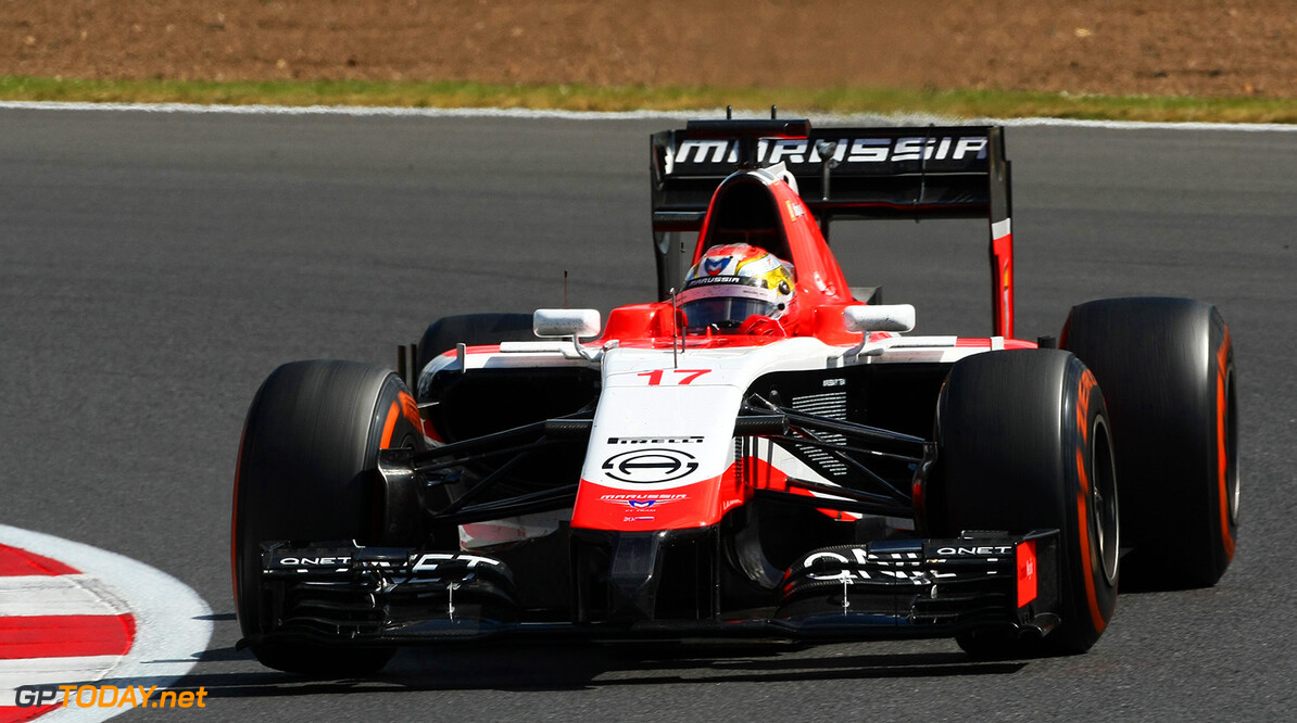 Germany 2014 preview quotes: Marussia F1 Team