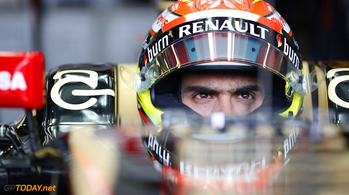 Maldonado doesn't regret move from Williams to Lotus