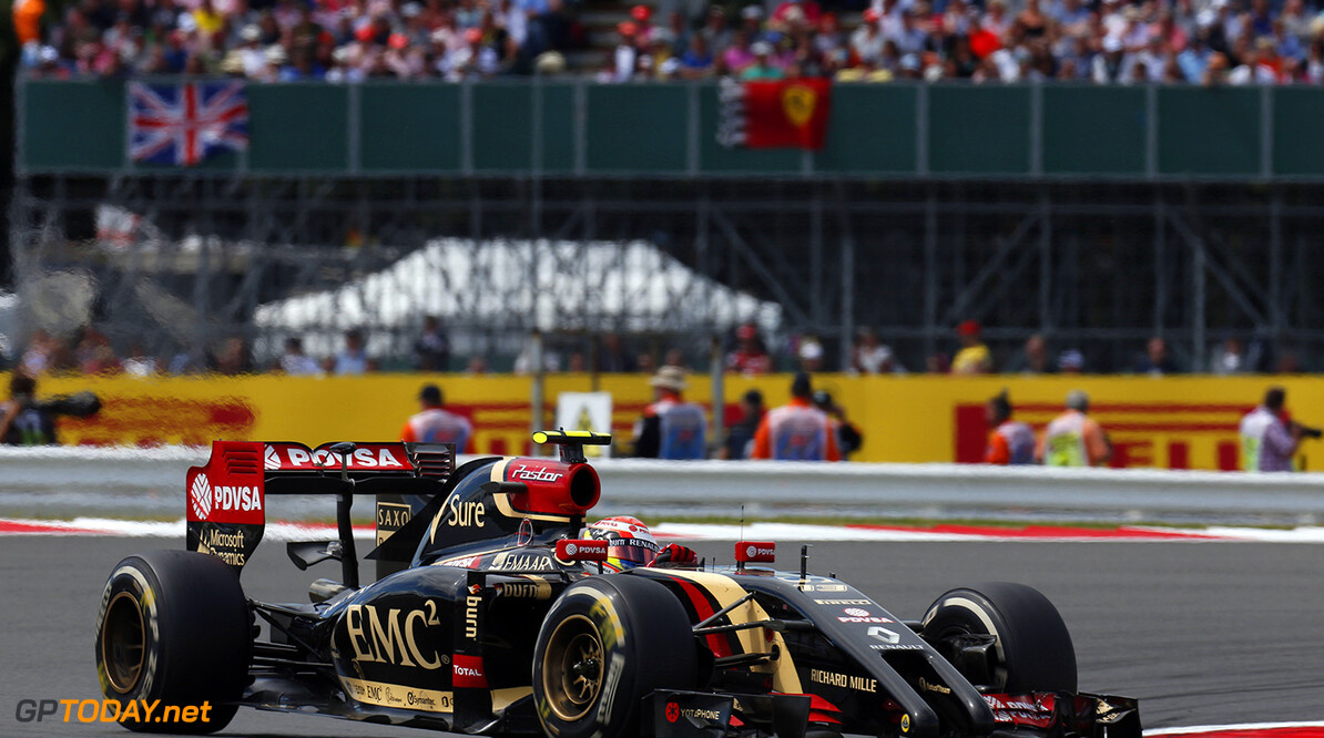 "Maldonado gets updated V6: ""Felt as if I had two engines"""