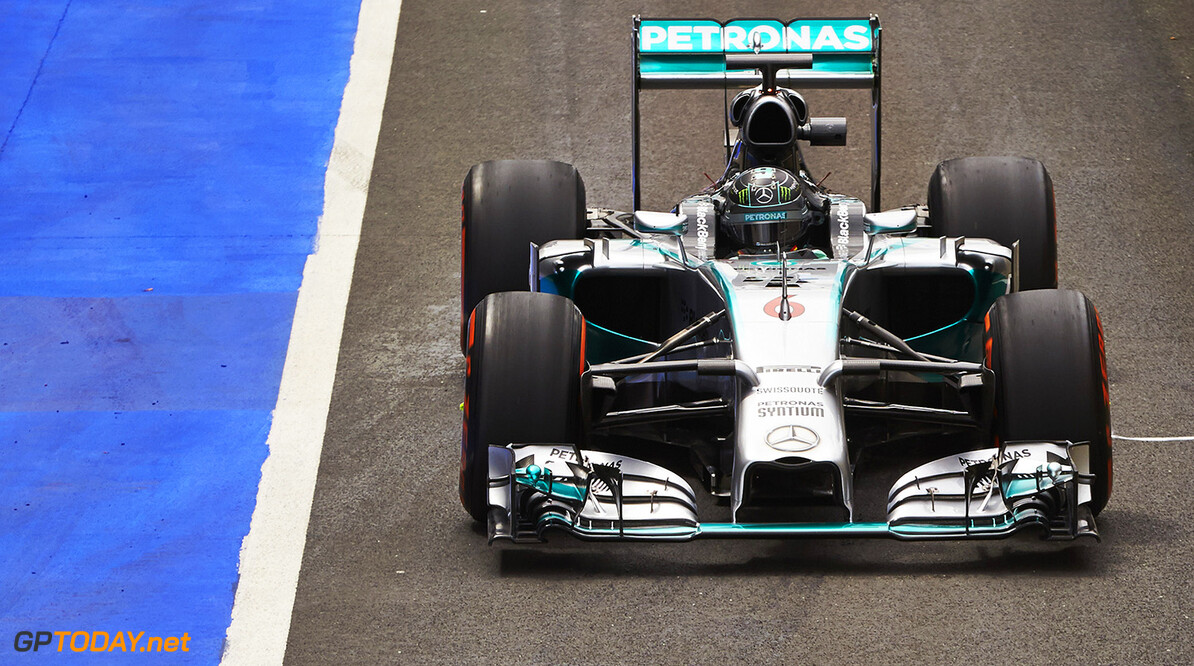 Dominant Mercedes not 'in trouble' because of FRIC ban