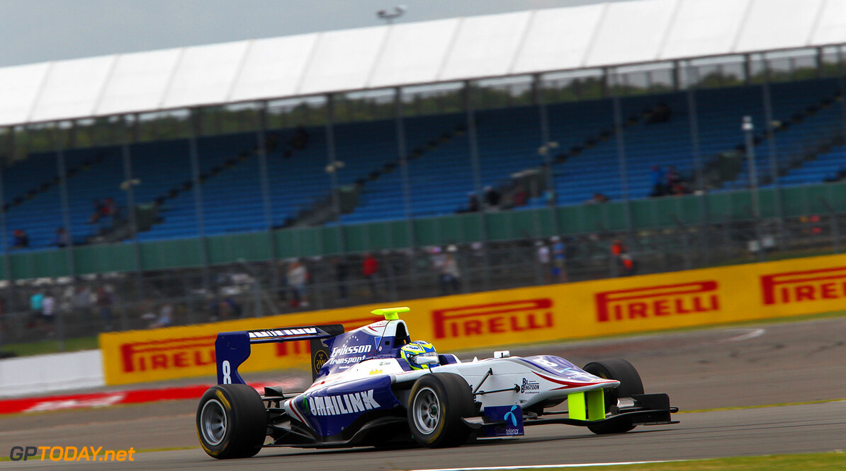 2014 GP3 Series Round 3.