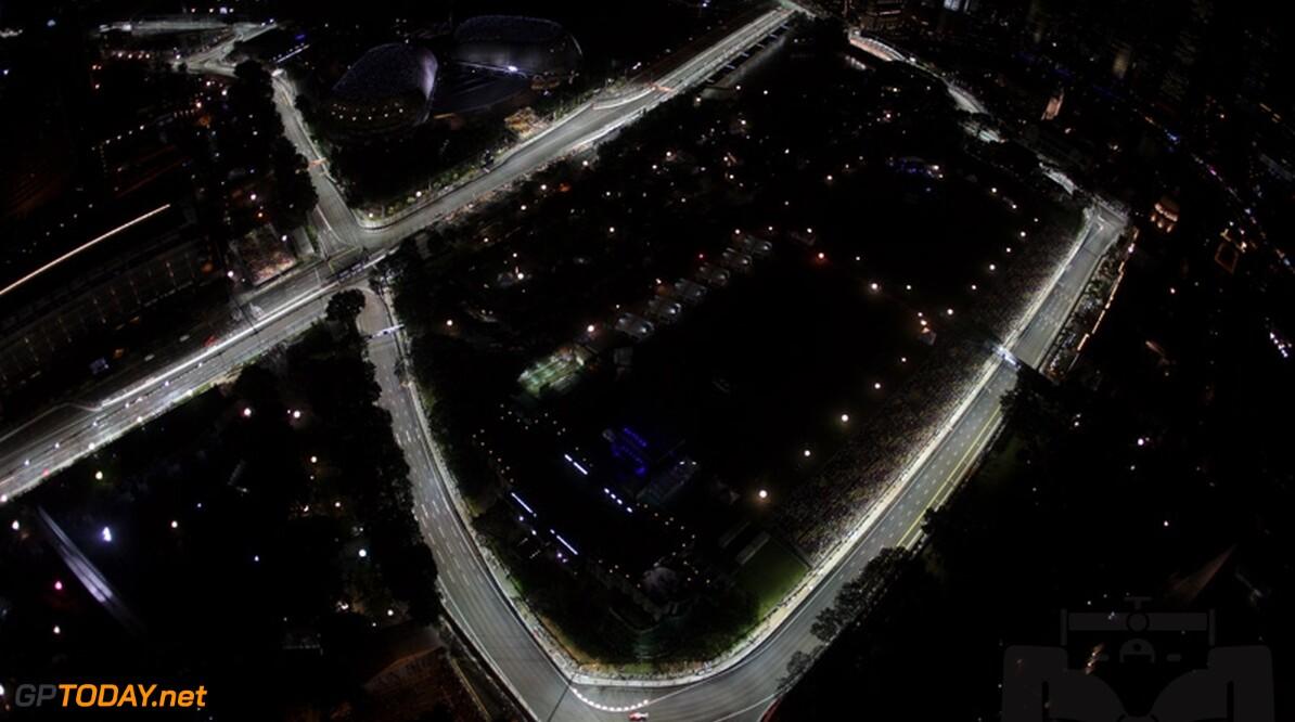 Avondrace in Qatar voor Asia Series