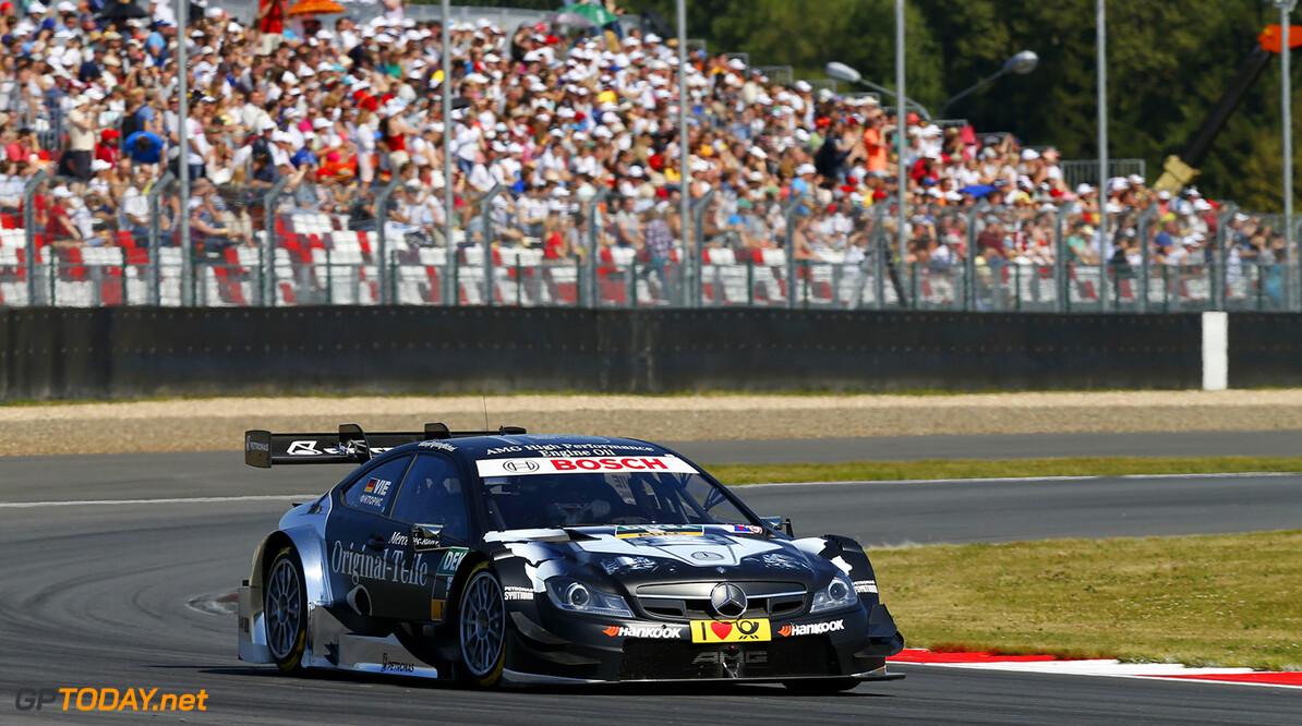 #5 Christian Vietoris (GER, Original-Teile Mercedes AMG, DTM Mercedes AMG C-Coupe)