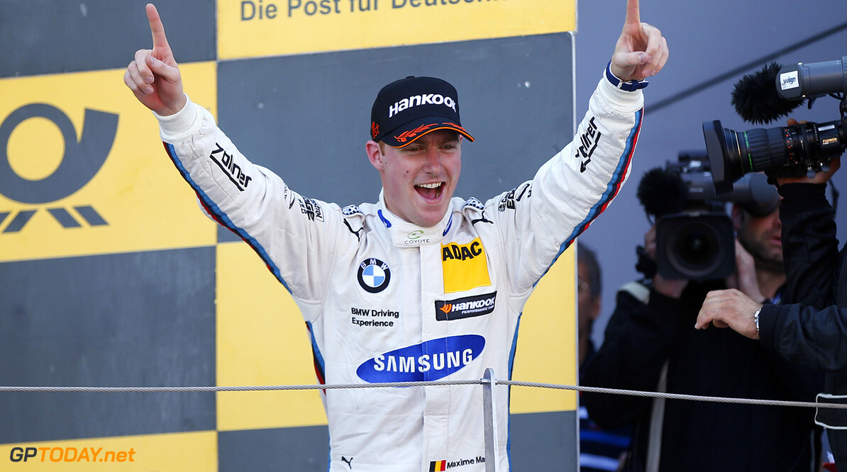 #24 Maxime Martin (B, BMW Team RMG, BMW M4 DTM)