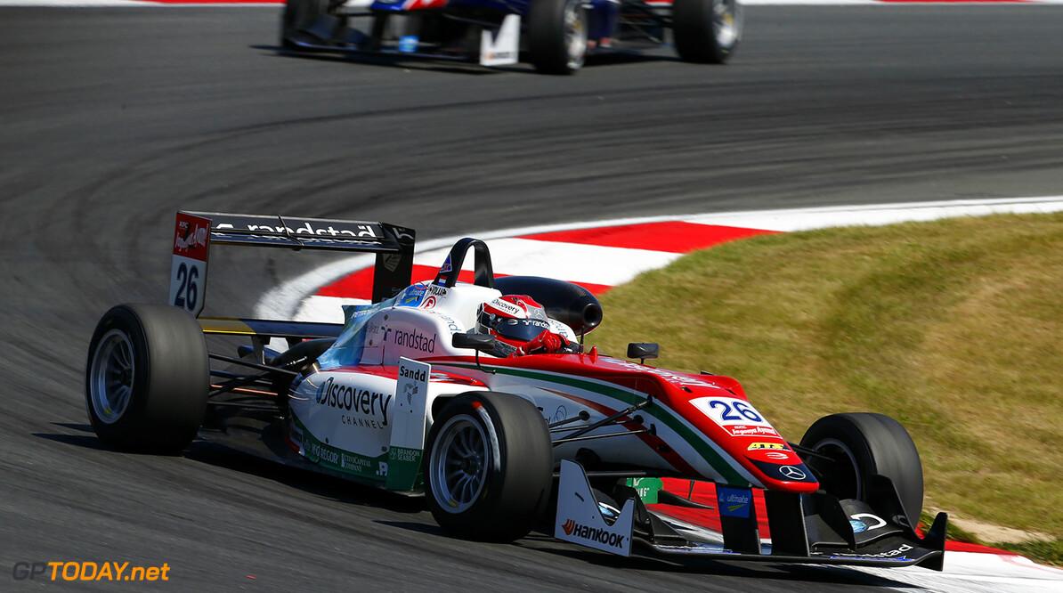 26 Dennis van de Laar (NL, Prema Powerteam, Dallara F312 - Mercedes), FIA Formula 3 European Championship, round 7, Moscow Raceway (RUS) - 11. - 13. July 2014)