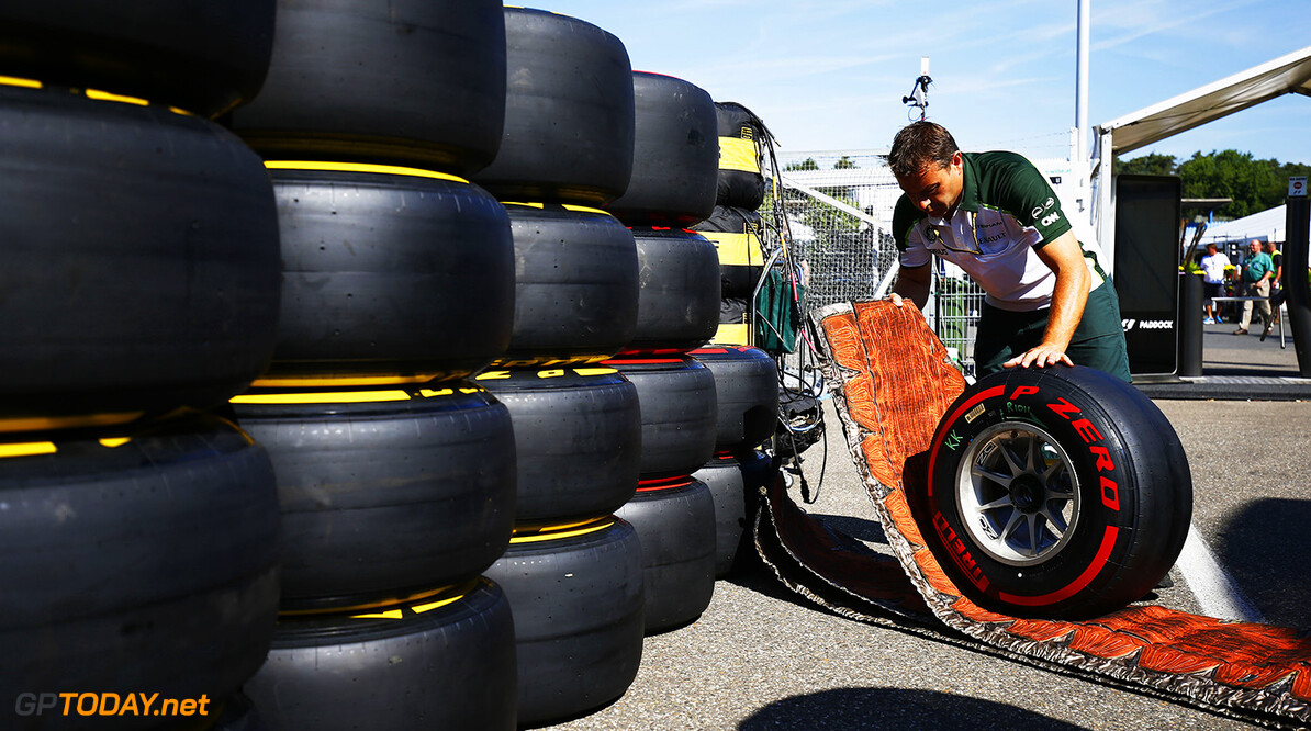 Caterham will be supplied tyres until end of the season