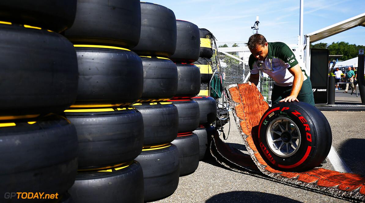 Pirelli announces tyre selection for Belgium, Italy, Singapore