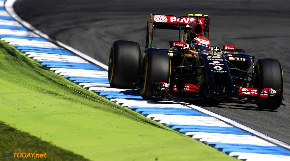 Maldonado would welcome John Player Special back at Lotus