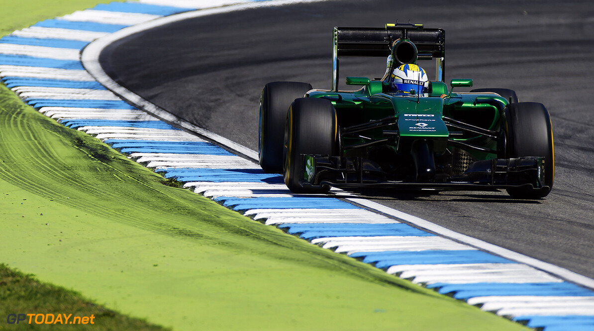 Changes in Belgium just the beginning for Caterham