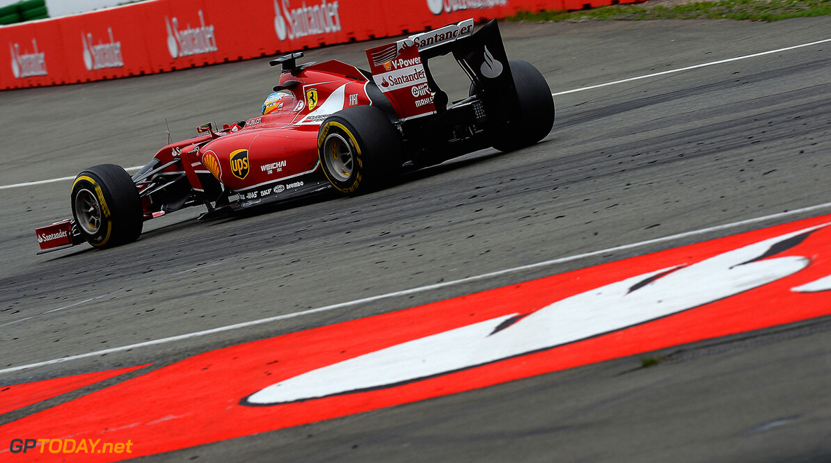 GP GERMANIA F1/2014 GP GERMANIA  - 20/07/2014 (C) FOTO STUDIO COLOMBO X FERRARI GP GERMANIA F1/2014 (C) FOTO STUDIO COLOMBO HOCKENHEIM GERMANIA