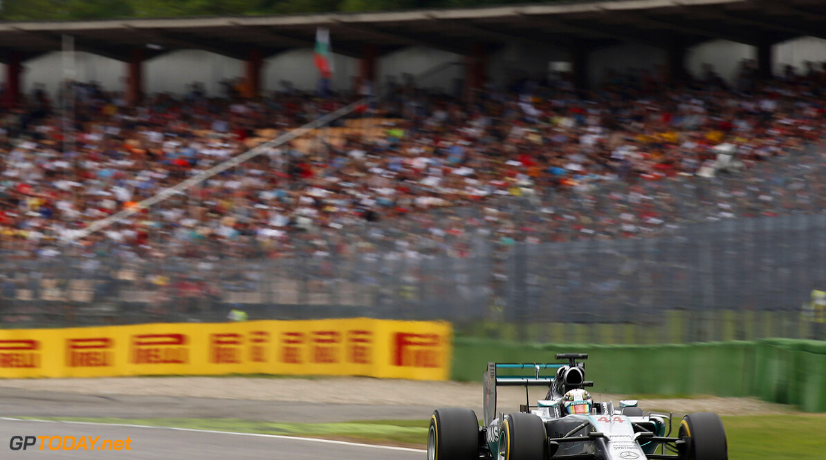 Hamilton heads for physiotherapy after Hockenheim
