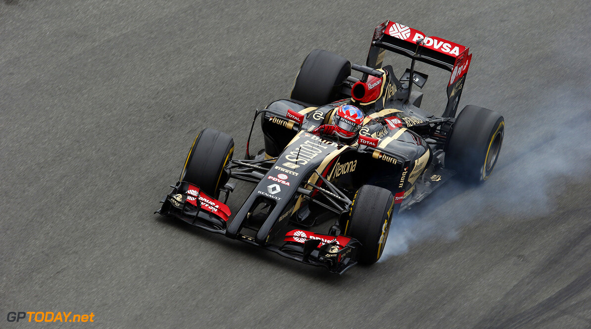 Grosjean left ruing poor qualifying